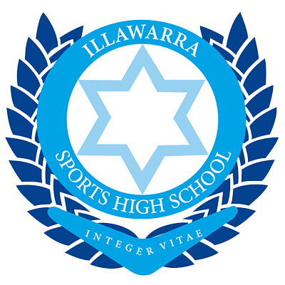 Illawarra Sports High School logo